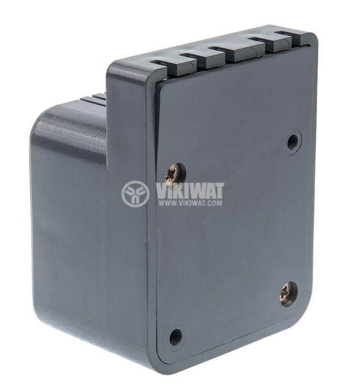 Звънчев трансформатор T3, 220VAC / 3-5-8VAC - 3