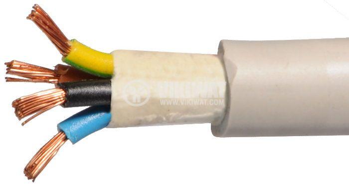 ШВПС 4х1.5 кабел модел FG70R негорим