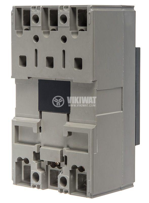 Автоматичен прекъсвач NB100N, 3P, 100A - 3