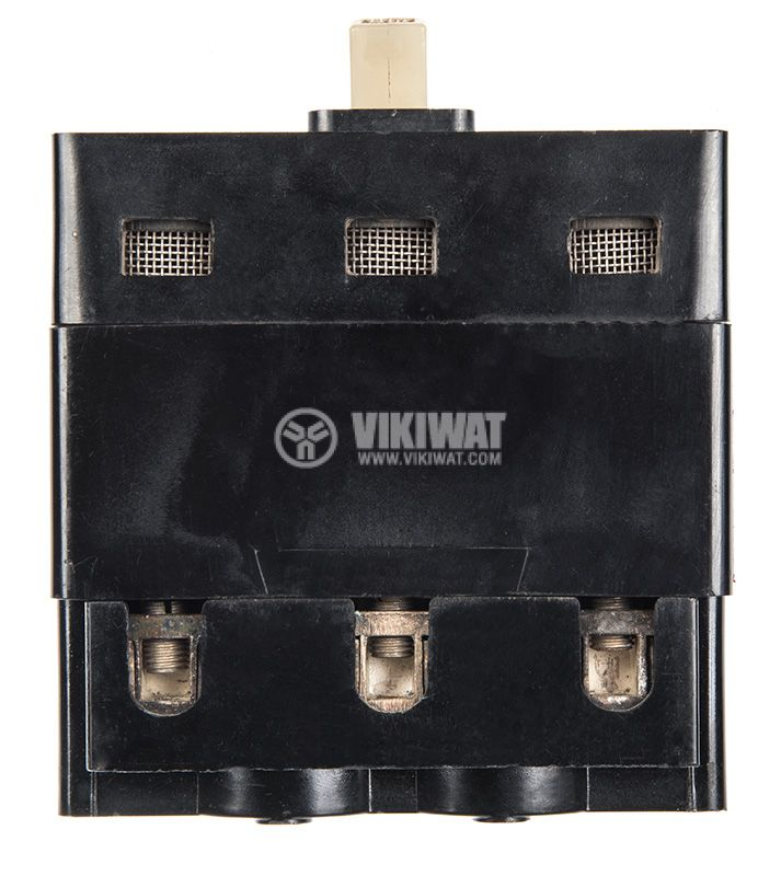 Автоматичен прекъсвач, А-1, 3P, 100А, 500VAC, 220VDC - 3