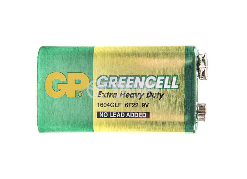 Батерия GP POWERCELL 6F22, 9VDC - 2