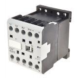 Контактор, трифазен, бобина 24VDC, 3PST - 3NO, 12A, CJX2-K1201Z, NC