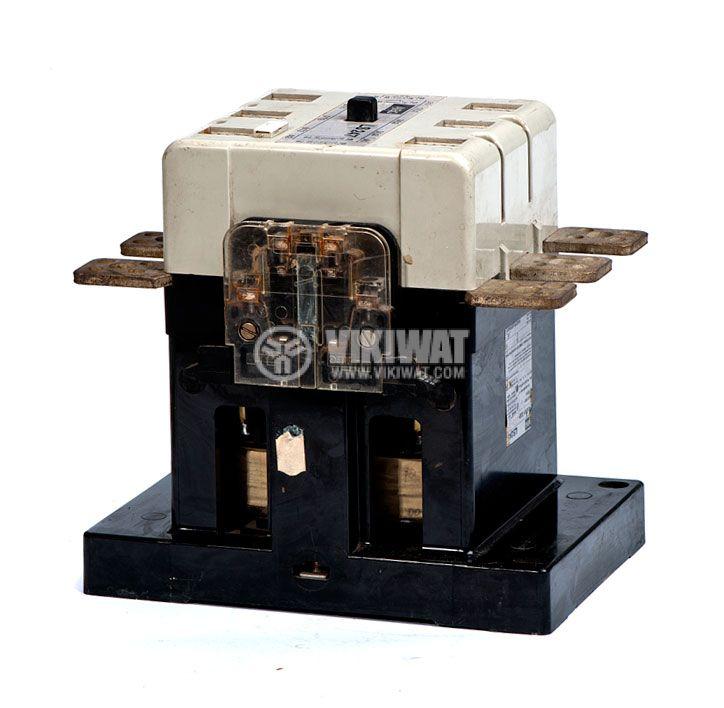 Contactor, three-phase, coil 220VАC, 3PST - 3NO, 320A, LS 247, 2NO+2NC - 1