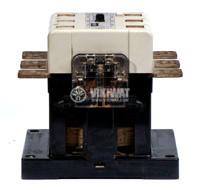 Contactor, three-phase, coil 220VАC, 3PST - 3NO, 320A, LS 247, 2NO+2NC - 3