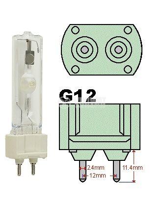 Метал-халогенна лампа HND70 - 1