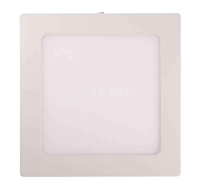 LED INSTALLATION PANEL BP04 - 31230, 12W, 240VAC, 6400K, COLD WHITE, IP20, Ф170X170 MM - 3
