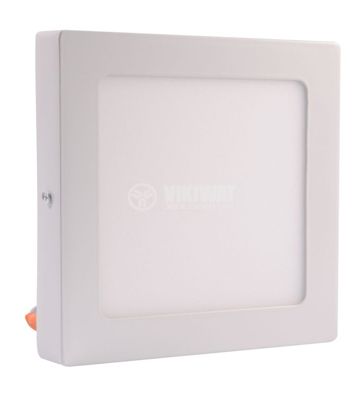 LED INSTALLATION PANEL BP04 - 31230, 12W, 240VAC, 6400K, COLD WHITE, IP20, Ф170X170 MM - 1
