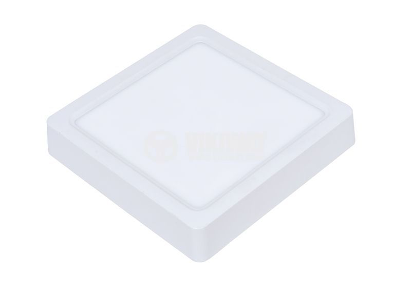 LED panel 12W, 240VAC, 6400K, cold white , 170X170mm, BP04-31230 - 7