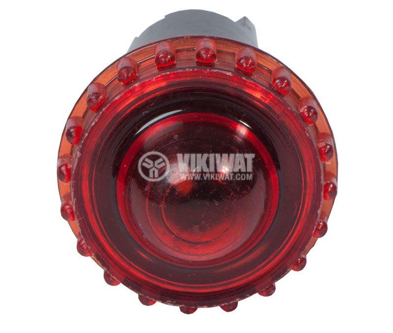 Фасунга за сигнална лампа 220 VAC, E14 - 2