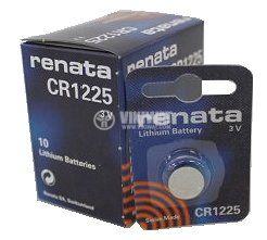 Плоска батерия CR1025, 3V, 48mAh - 4