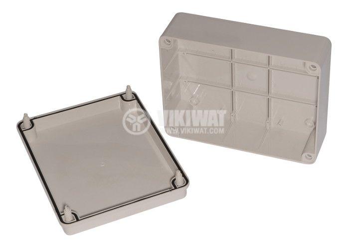 Пластмасова кутия VB-AG-1924 240x190x90mm PVC - 2
