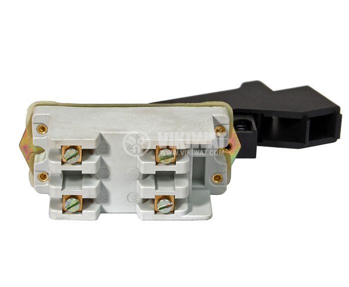 Електрически прекъсвач (ключ) за ръчни електроинструменти FS073-12 15 A/250VAC 2NO - 2