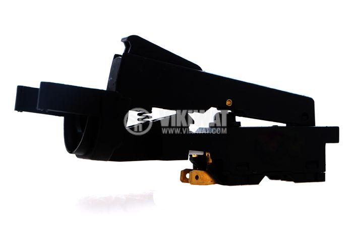 Електрически прекъсвач (ключ) за ръчни електроинструменти DKS10- 10A/250VAC - 1