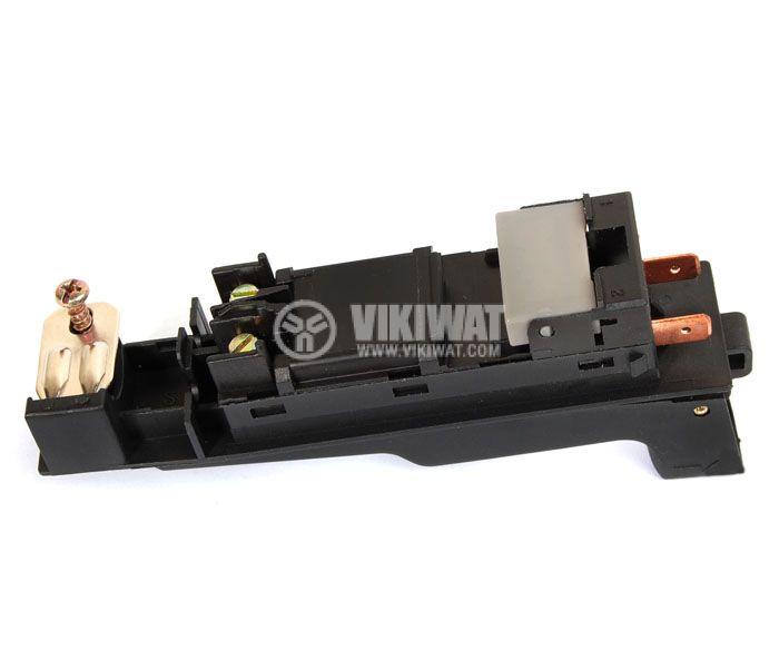 Електрически прекъсвач (ключ) за ръчни електроинструменти FA2-8/2W1 8A/250VAC 2NO - 2
