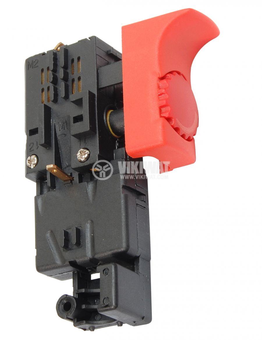 Електрически прекъсвач (ключ), регулатор на обороти за ръчни електроинструменти FA2-4/1BE-20C 4A/250VAC - 2