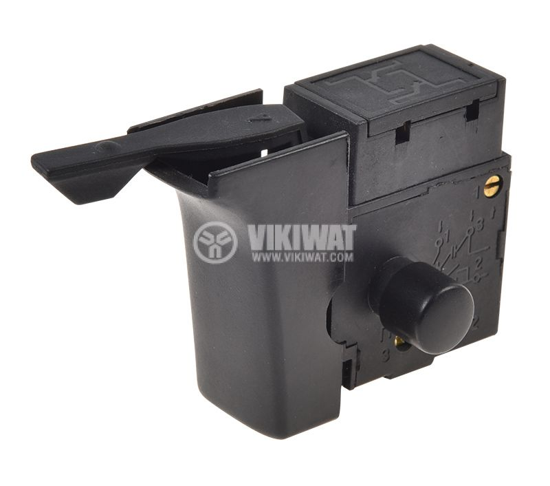 Електрически прекъсвач (ключ) FA2-4/1BEK, 4A, 250V, NO   - 1