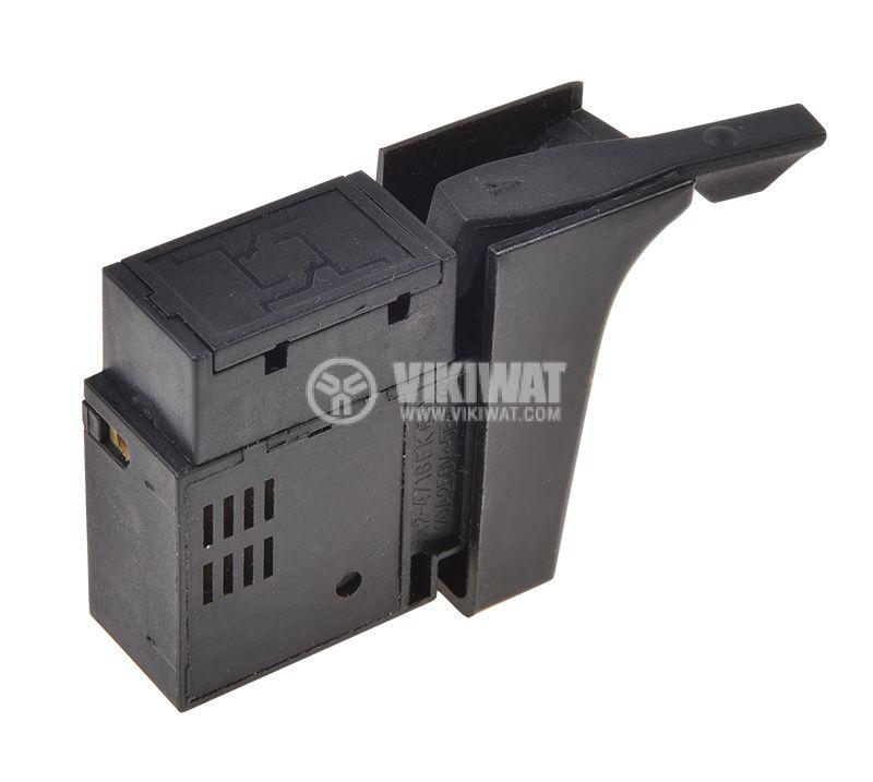Електрически прекъсвач (ключ) FA2-4/1BEK, 4A, 250V, NO   - 2