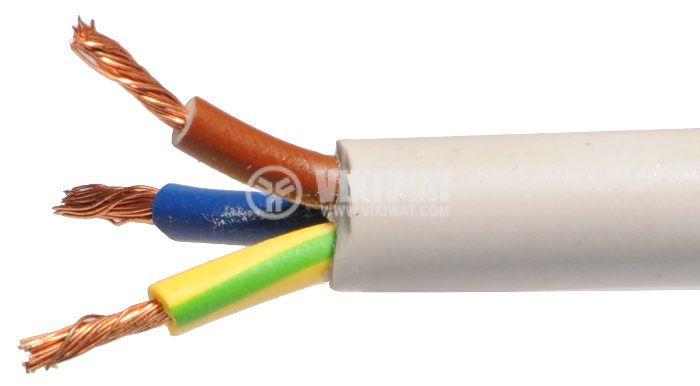 FROR 3G1B кабел (ШВПС)  3х1