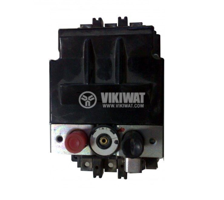Моторна защита по ток, AT-00, трифазна, 0.6-1 A