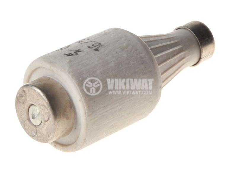 Bottle fuse, 16A, 500VAC, gG, E27 socket, ceramic - 2