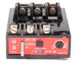 Thermal relay, IR1W, three-phase,  6.4-10.5 A, SPDT - NO+NC, 1 A, 380 VAC