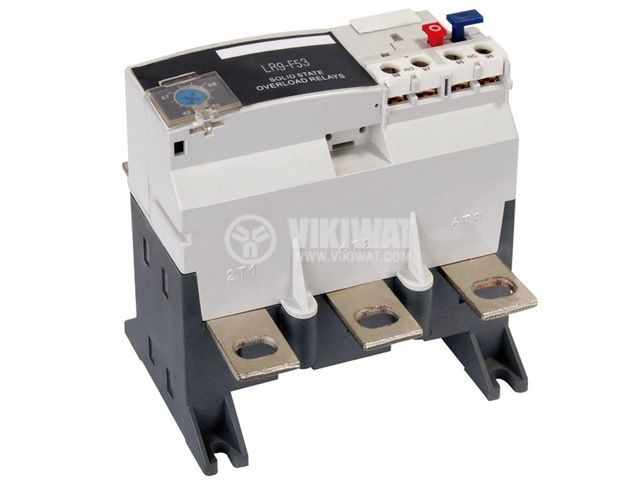 Thermal relay, VR28-200 / F5367, three-phase,  60-100 A, SPST - NO+NC, 6A/380VAC - 1