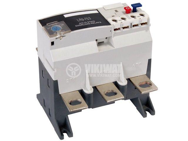 Thermal relay, VR28-200 / F5367, three-phase,  60-100 A, SPST - NO+NC, 6A/380VAC - 1