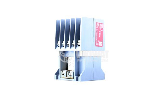 Contactor КП-1 ten-poles coil 220VAC, 5NO + 5NC 220VAC 6A, metal - 2