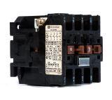 Contactor, three-pole, coil 220VАC, 3PST - 3NO, 16A, LC1-D163M, NO
