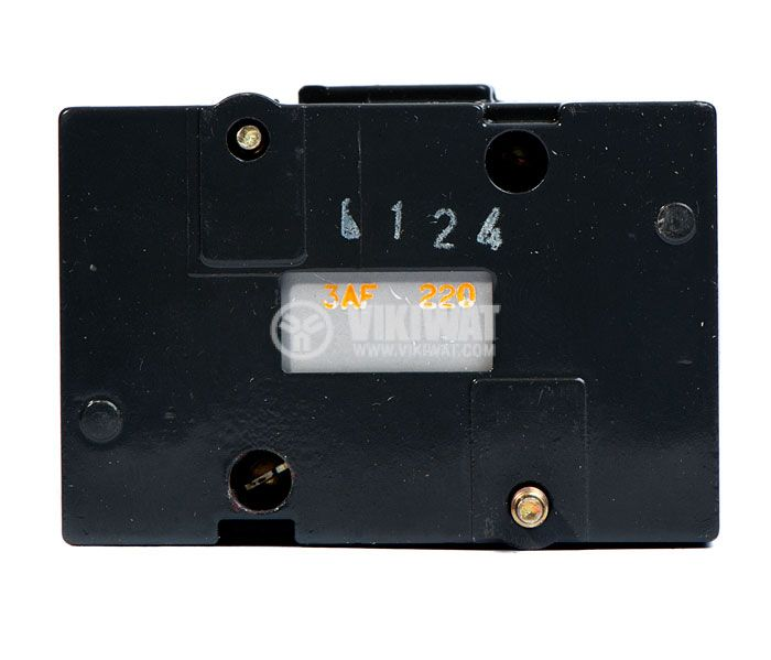 Contactor, eight-pole, coil 220VАC, 8PST - 8NO, 4A, CA2-FN180 - 3