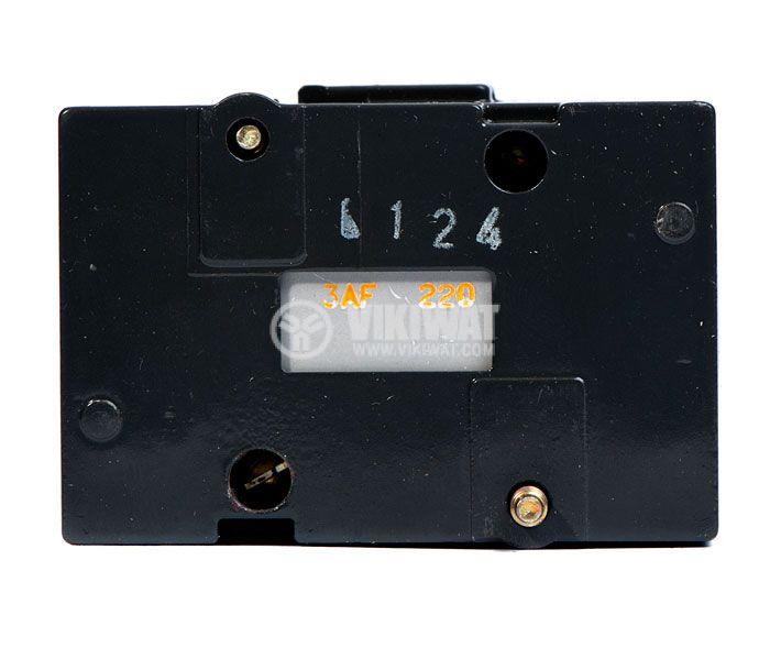 Контактор, осемполюсен, бобина 220VАC, 8PST - 8NO, 4A, CA2-FN180 - 3