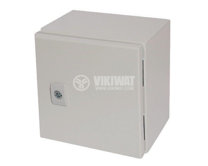 Wall mount box VT2 215, 200x200x150mm, IP65 - 1