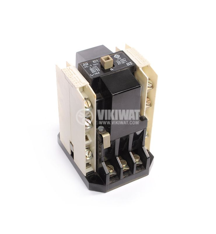 Contactor EAW, three-phase, coil, 25A, 220VAC, 5.5kW, 11kW - 1