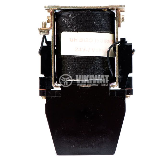 Contactor, eight-pole, coil 24VDC, 8PST - 8NO, 6A, VDE0660 - 4