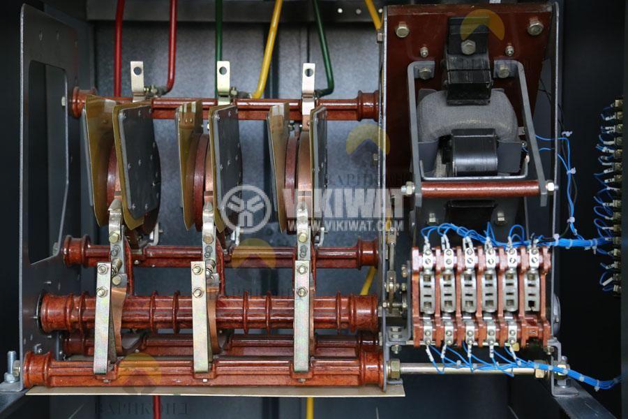 Contactor КВ-2М-6-100-1 0У2 3p 1500А 220VAC, 330kW - 1