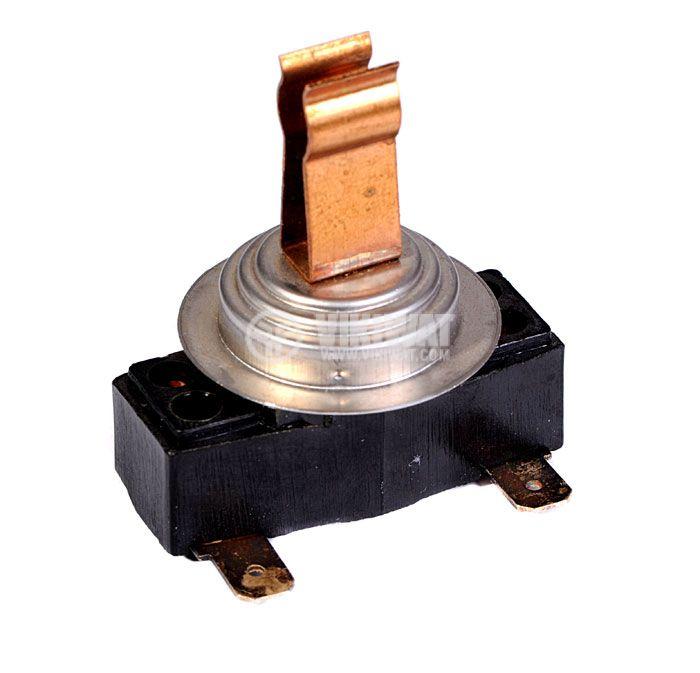 Bimetal Thermostat, double ЕСПА01А002, 35°C / 90°C, NC, 16A/250VAC - 1