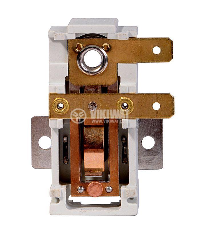 Bimetal Thermostat adjustable, KST-401, 10°C-60°C, NC, 16A/250VAC - 2