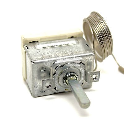 Capillary thermostat, EGO 55.17062.140 +50 °C to +320 °C, NC, 16 A / 250 VAC - 1