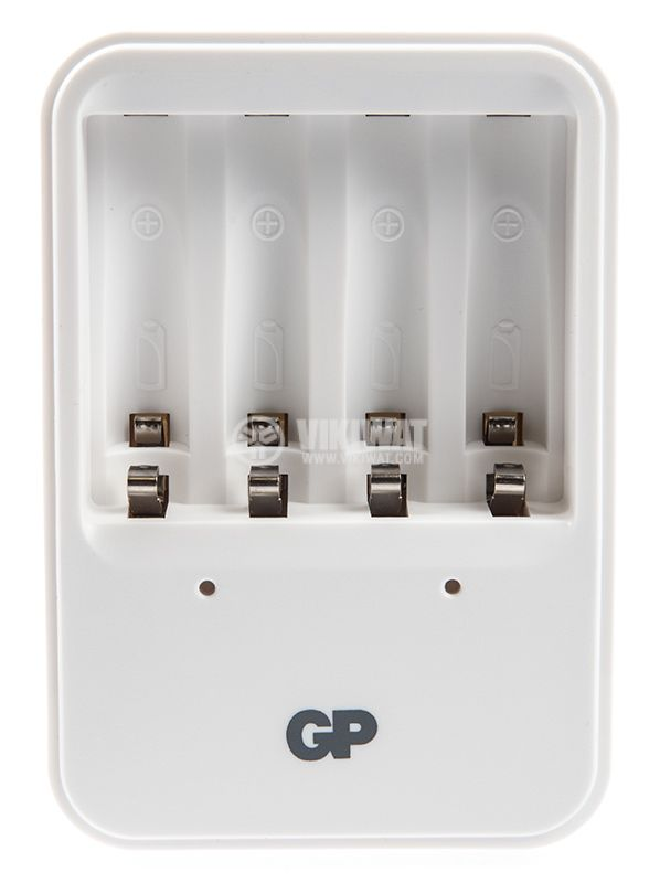 Battery charger for 4 x AA / AAA, Ni-MH rechargeable batteries - 1