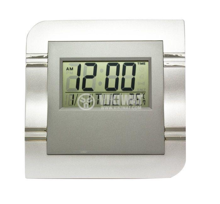 Multifunction clock with alarm KK-5886 / 8058 / 3885 - 2