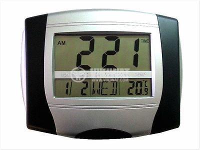 Multifunction clock with alarm KK-5886 / 8058 / 3885 - 3