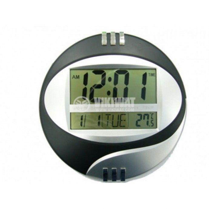 Multifunction clock with alarm KK-5886 / 8058 / 3885 - 1