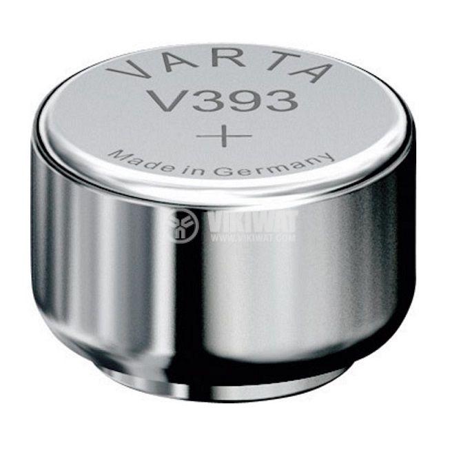 Battery 393, 1.55 V, 65 mAh - 3