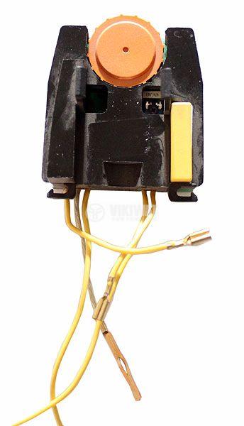 Електронен регулатор на оборотите за ъглошлайфи, флексове с Р = 1200W M 720E Sparky-Eltos