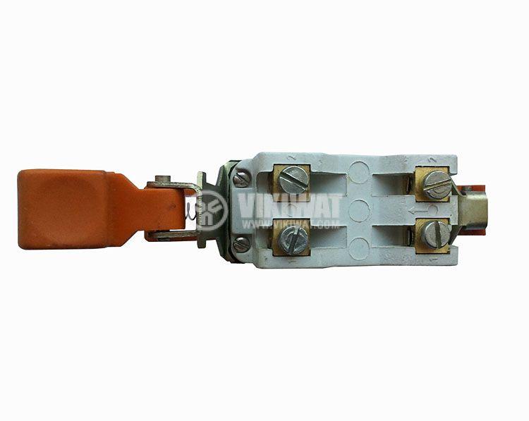 Електрически прекъсвач (ключ) за ръчни електроинструменти KD10 10A/250VAC 2NO - 2