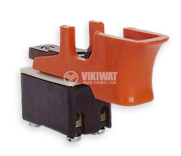 Електрически прекъсвач (ключ) за ръчни електроинструменти П4 4 A/250 VAC 2NO