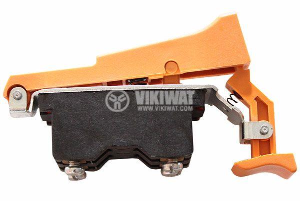 Електрически прекъсвач (ключ) за ръчни електроинструменти PS10B Sparky-Eltos 10 A/250 VAC 2NO