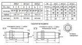 Proximity Switch M12x65mm VM12N31L NPN NO+NC 10-30VDC, range 3mm, noshielded - 3