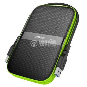 "External hard drive, 1ТВ, 2.5"", USB 3.0, SP Armor A60 - 1"