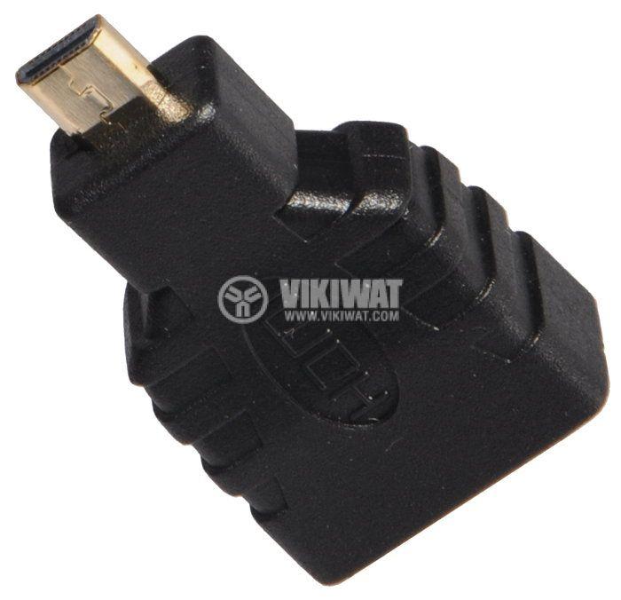 Преход, HDMI F-micro HDMI M - 1